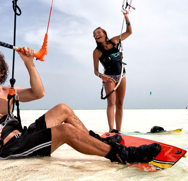 KITE DIANI BEACH KITESURFING KITEMOTION