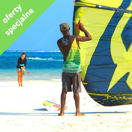 kitesurfing Kenya Diani Beach